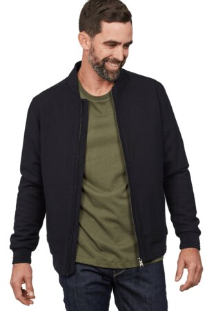 Barrett Wool Bomber Jacket