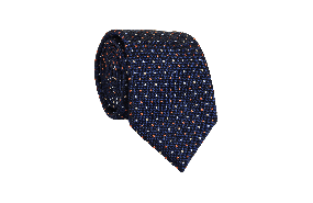 March Dot Tie