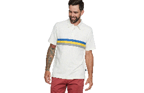 Morrison Stripe Polo