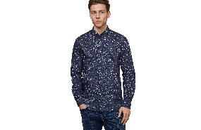 Greenwood Print Shirt
