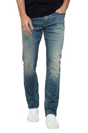 Japanese Organic Taper Nomad Jean