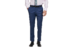 Heswall Check Trouser