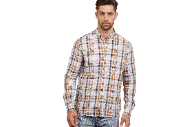 Valley Linen Check Shirt
