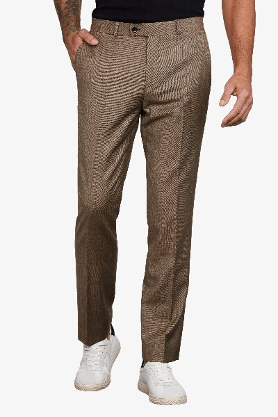 Pickford Texture Trouser