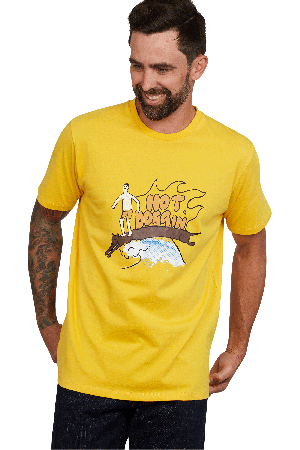 Surfline Hot Doggin' Tee