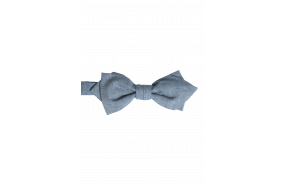 Parisian Denim Bow