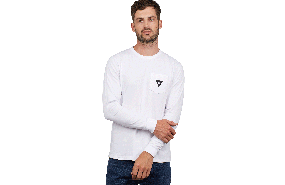 Organic LS Pocket Tee