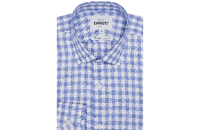 Radcliffe Check Bus Shirt