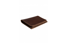 Parisian Leather Card Wallet