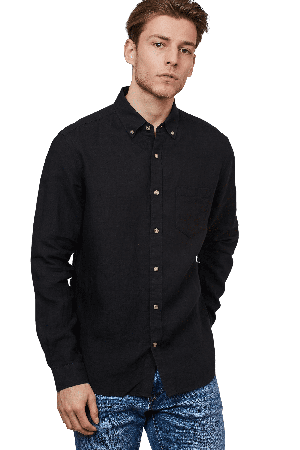 Linton French Linen Shirt