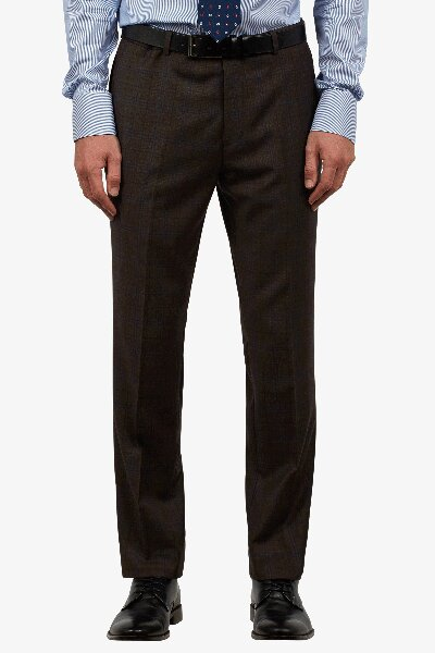 Beverston Check Trouser