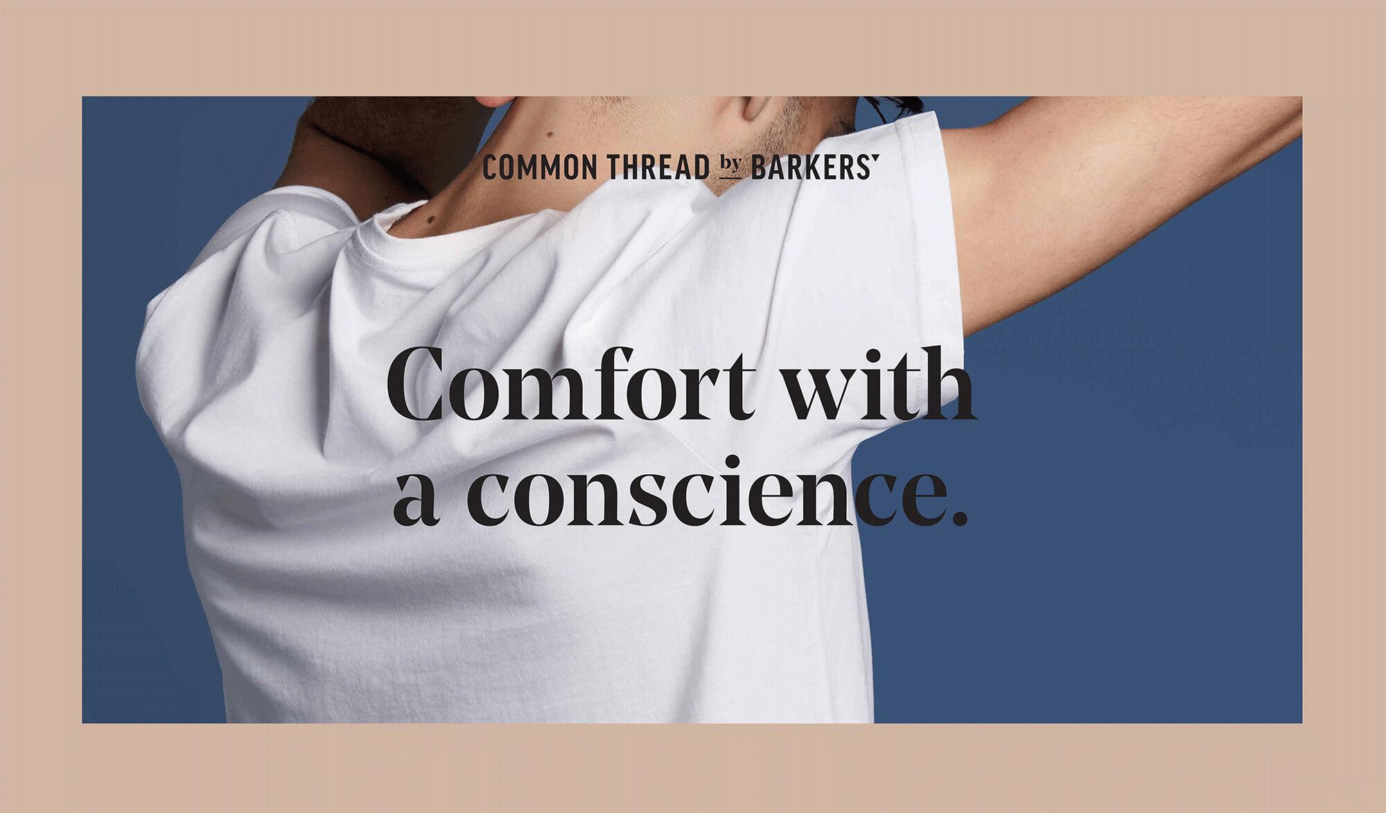 Barkers essentials range - Common Thread