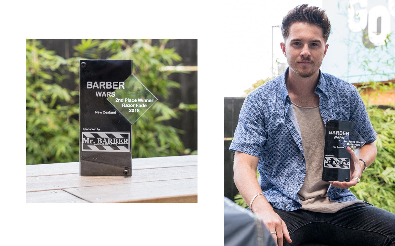 GR Barber Wars Finn