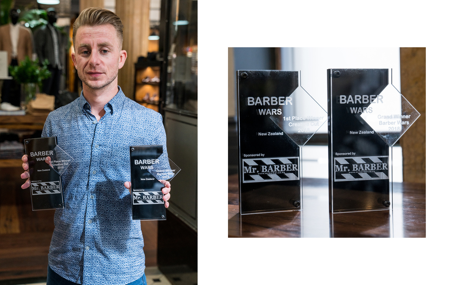GR Barber Wars Jeremy