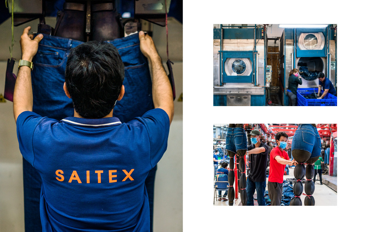 Saitex Denim
