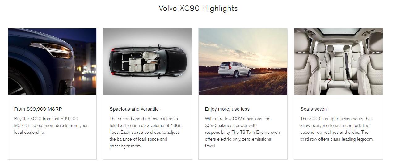 Volvo Test Drive