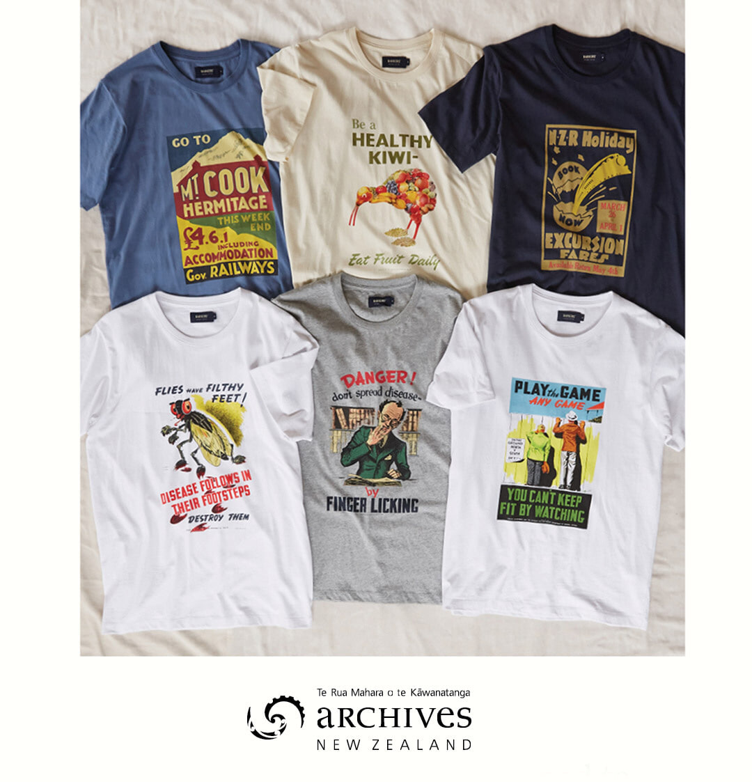 Archive Tees