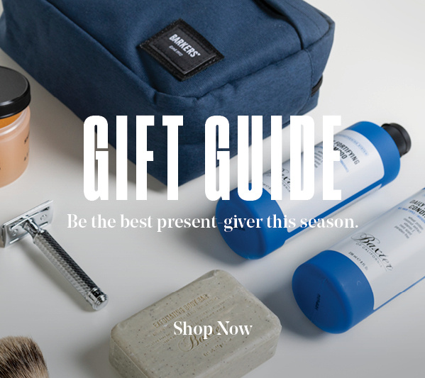 Barkers Gift Guide