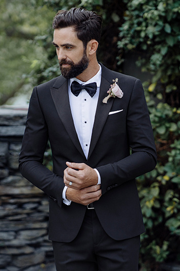 Barkers Wedding Suit Packages
