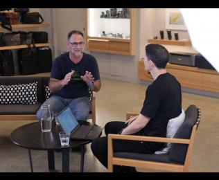 On The Couch with Darren Jew | Supported by Canon