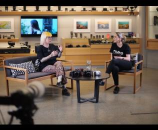 On The Couch with Kristina Wild | Supported by Canon
