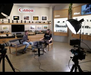 On The Couch with Mark Horsburgh | Supported by Canon