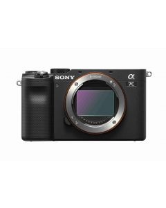Sony Alpha a7C Mirrorless Camera Body Only - Black from Camera Pro