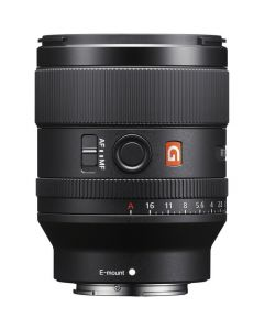 Sony FE 35mm f1.4 Gm Prime Lens from Camera Pro