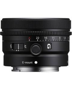 Sony FE 40mm F/2.5 G Lens from Camera Pro