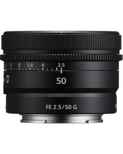 Sony FE 50mm F/2.5 G Lens from Camera Pro