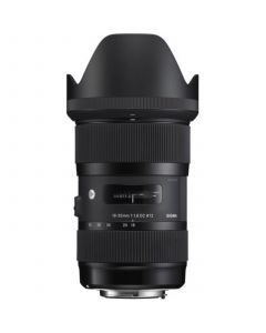 Sigma 18-35mm f1.8 DC HSM Art Lens for Nikon Mount from Camera Pro