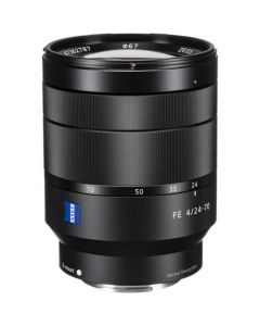 Sony Vario-Tessar T FE 24-70mm f/4 ZA OSS Lens from Camera Pro