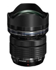 Olympus M.Zuiko 7-14mm f/2.8 PRO Lens from Camera Pro