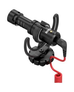 Rode VideoMicro Compact Microphone from Camera Pro