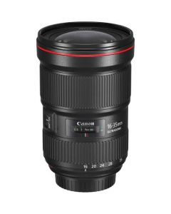 Canon EF 16-35mm f/2.8L III USM Lens from Camera Pro