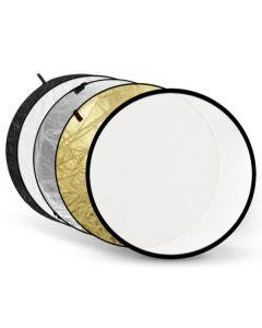 XLite 105cm 5:1 Reflector Set (W/B/Sil/G/Trans) from Camera Pro