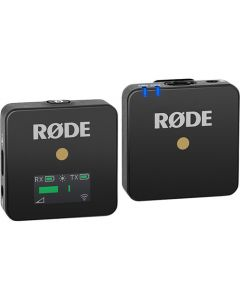 Rode Wireless Go Compact Microphone System - Black from Camera Pro
