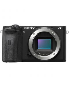 Sony Alpha A6600 Mirrorless Camera (Body Only) from Camera Pro
