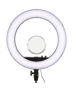 Godox LR160 Black Bi Colour Led Ring Light from Camera Pro