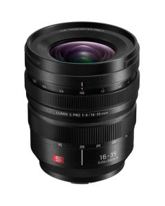 Panasonic Lumix S Pro 16-35mm f/4 Lens - L Mount from Camera Pro