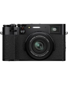 Fujifilm X100V Black Camera from Camera Pro