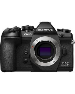 Olympus OM-D E-M1 Mark III Black Body Only from Camera Pro