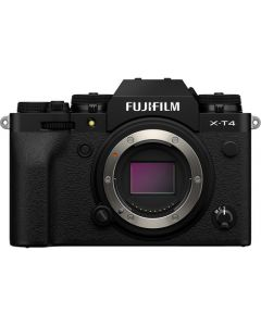 Fujifilm X-T4 Mirrorless Camera Body - Black from Camera Pro