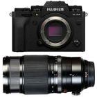 Fujifilm X-T4 Black Camera Kit with XF 50-140mm lens from Camera Pro