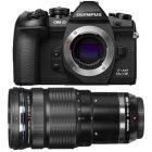 Olympus E-M1 Mark III Camera with M.Zuiko Pro 40-150mm f/2.8 Lens from Camera Pro
