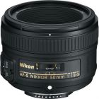 Nikon 50mm f/1.8G Nikkor Lens from Camera Pro