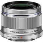 Olympus M.Zuiko 25mm f/1.8 Lens - Silver from Camera Pro
