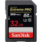 SanDisk Extreme PRO SD 32GB 300MB/S UHS-II Memory Card from Camera Pro