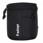F-Stop Dakota Series Medium Lens Case Black from Camera Pro