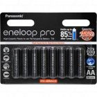 Panasonic Rechargeable Eneloop Pro AA Battery - 8 Pack from Camera Pro